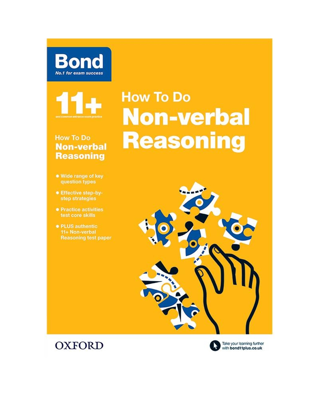 Bond: How To Do Non-Verbal Reasoning 11+