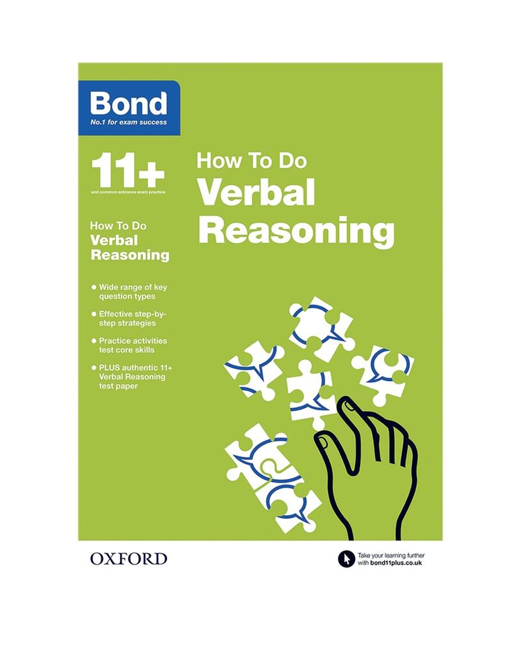 Bond: How To Do Verbal Reasoning 11+