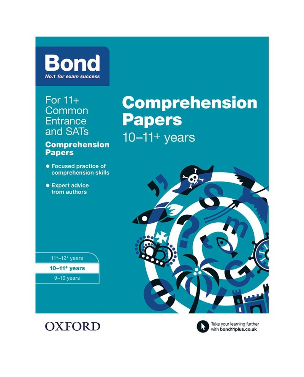 Bond Comprehension Papers 10-11+years
