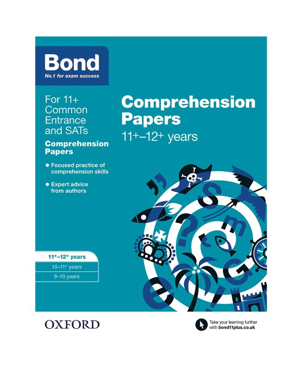 Bond Comprehension Papers 11-12+years