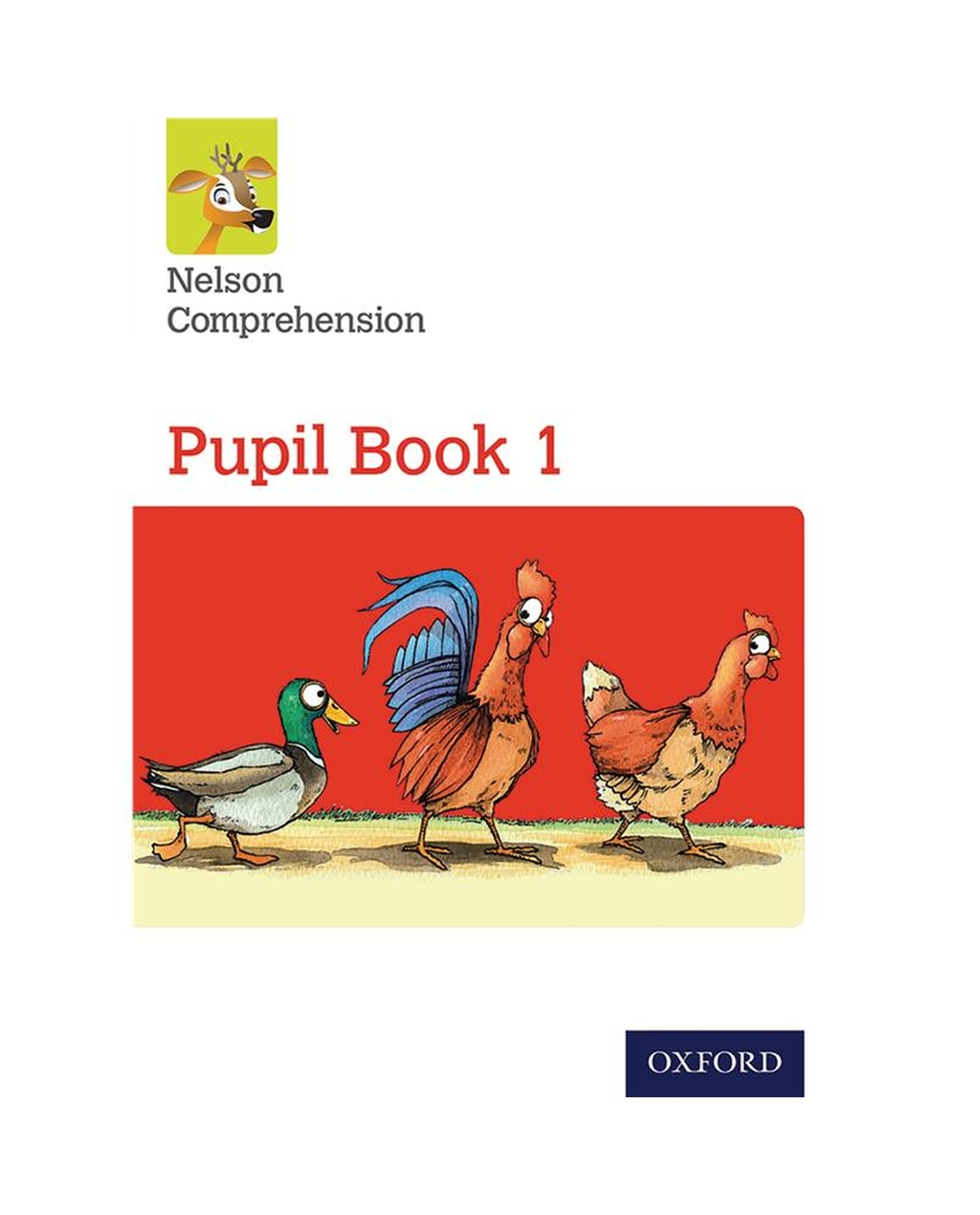 Nelson Comprehension Pupil Book 1