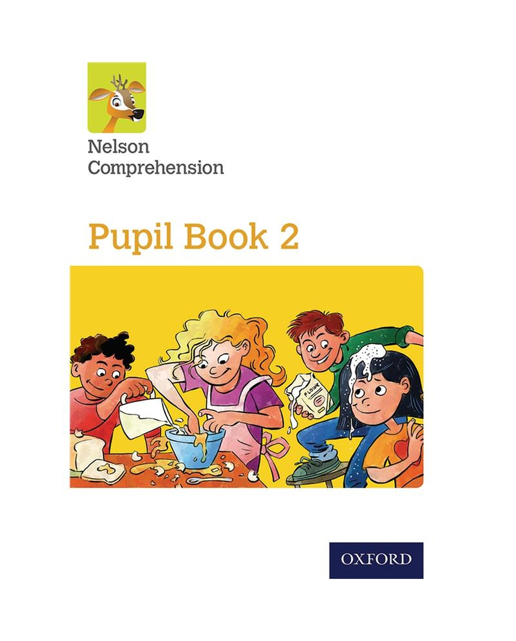 Nelson Comprehension Pupil Book 2