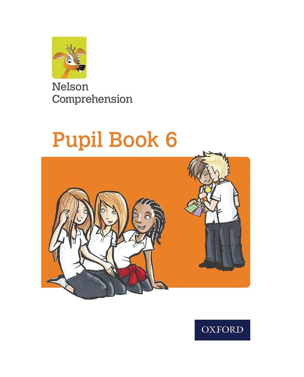 Nelson Comprehension Pupil Book 6