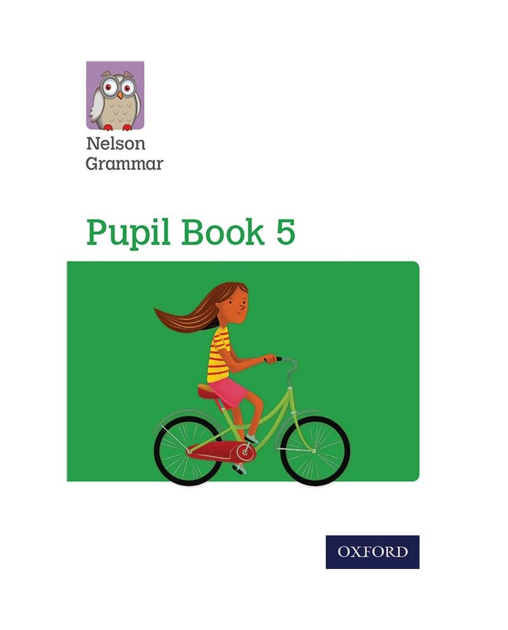 Nelson Grammar Pupil Book 5