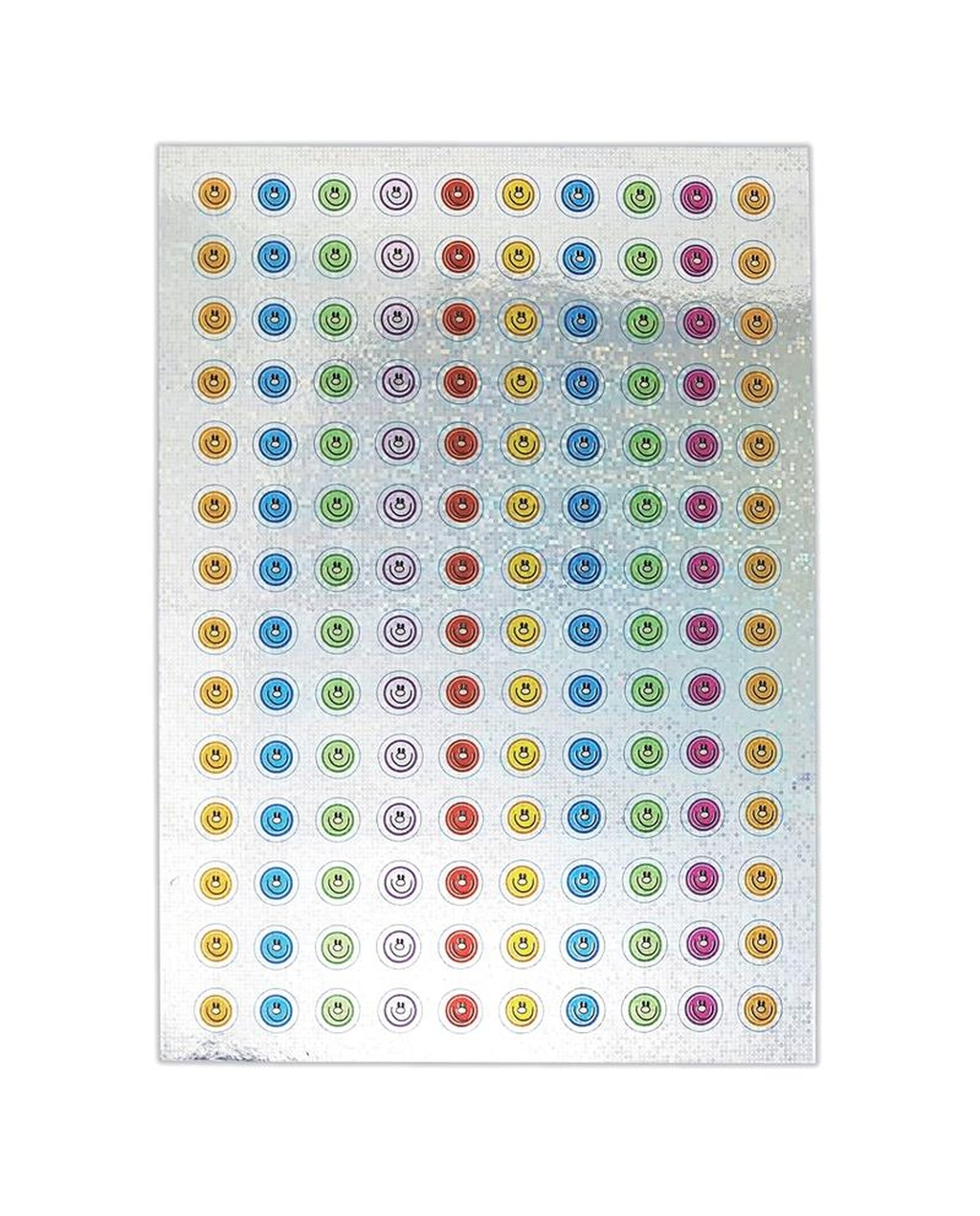 A5 Sparkling Combination Sticker Pack