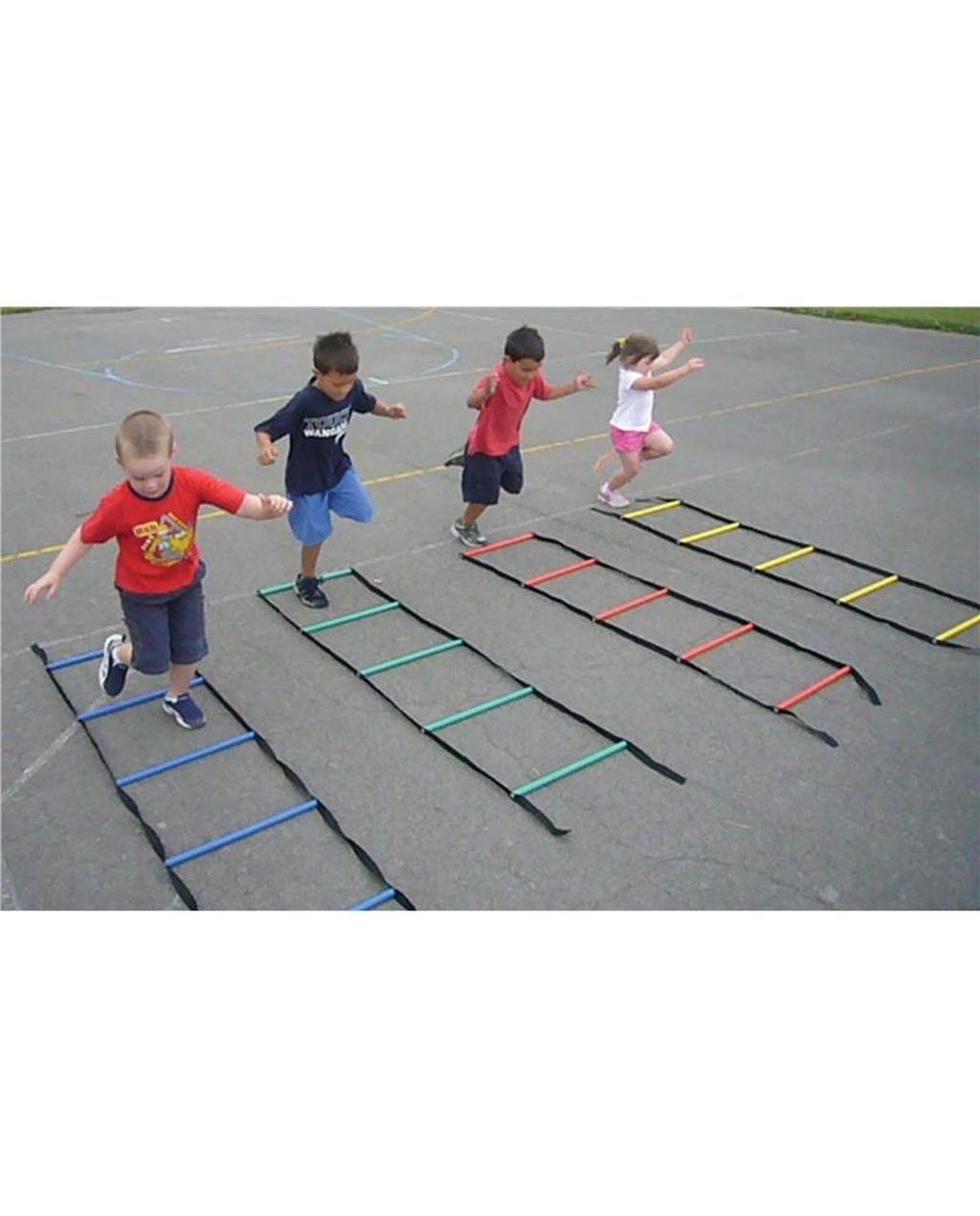 Micro Footspeed Ladder