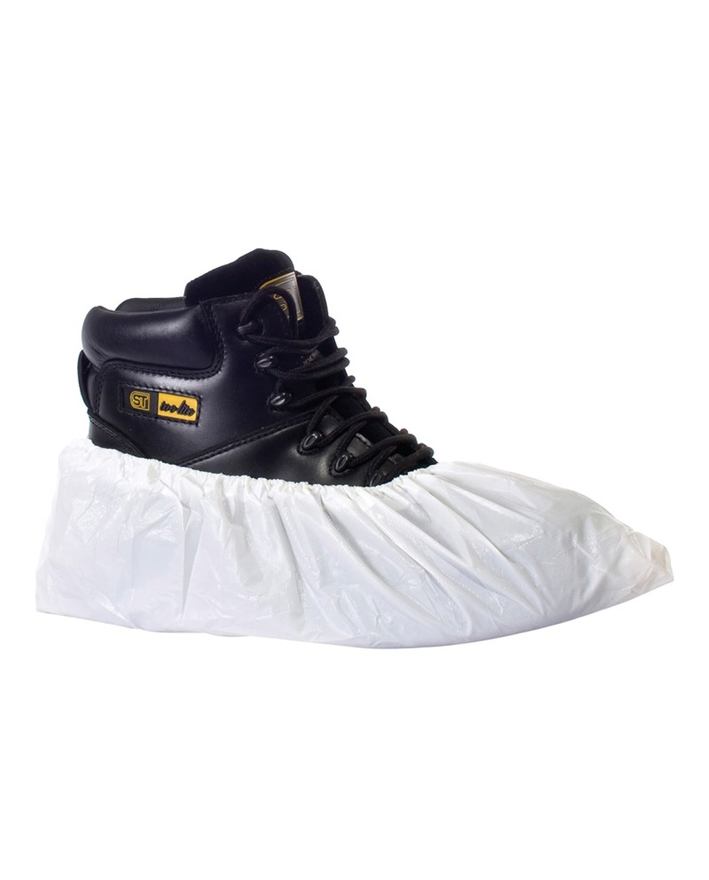 Disposable Overshoes White