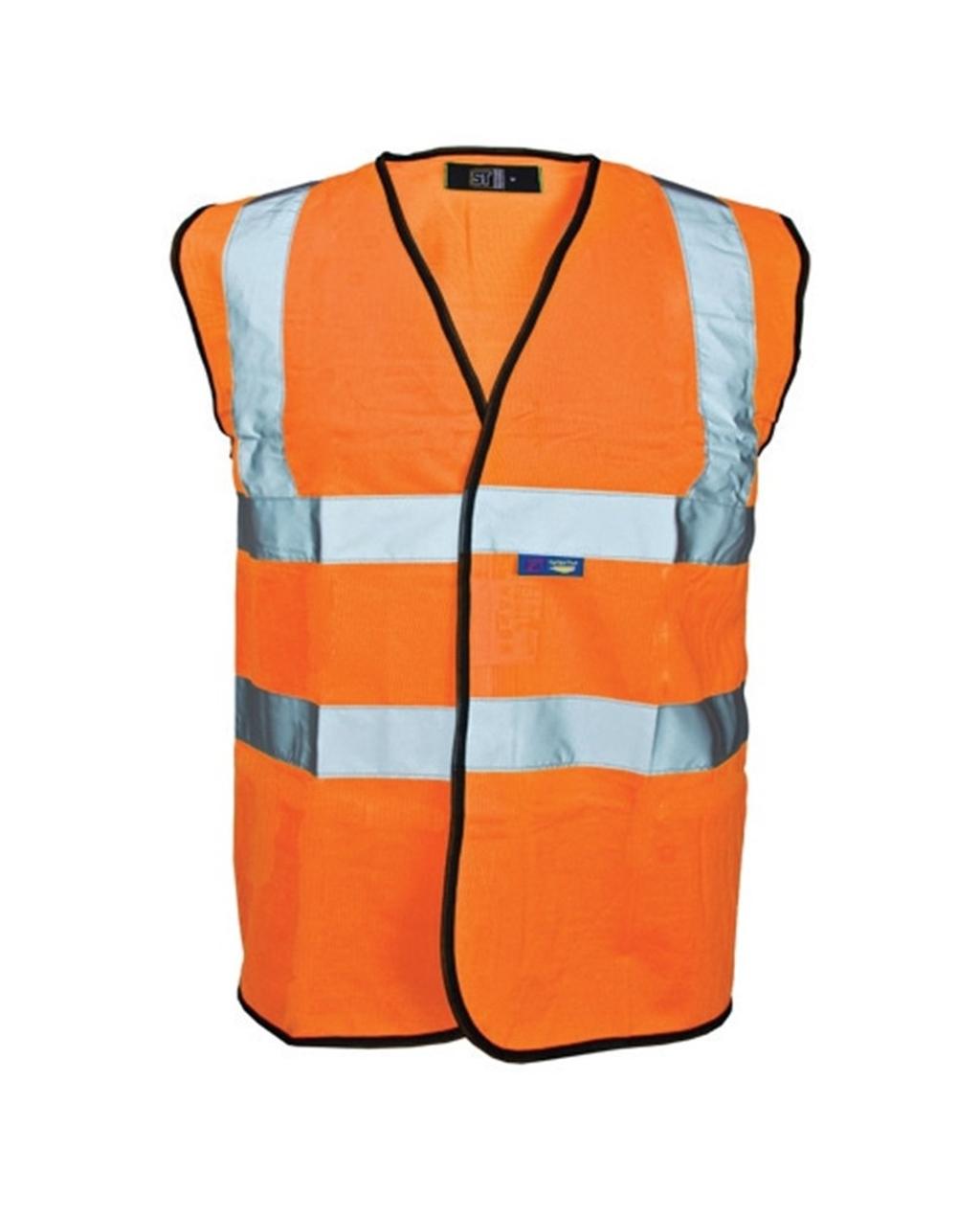 Hi Vis Vest - Orange, X Large