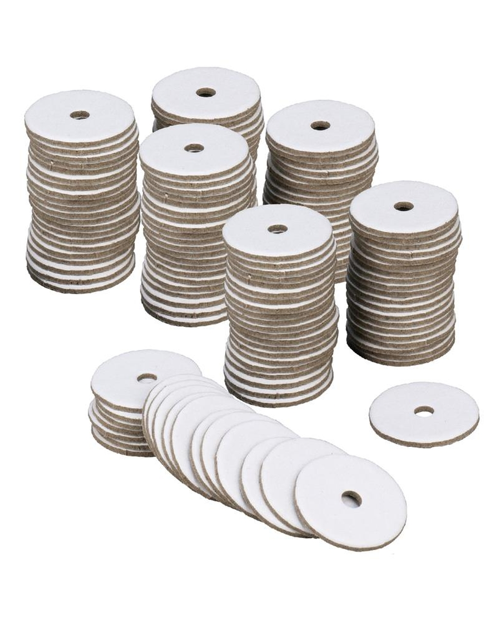 25mm Card Wheels Pack