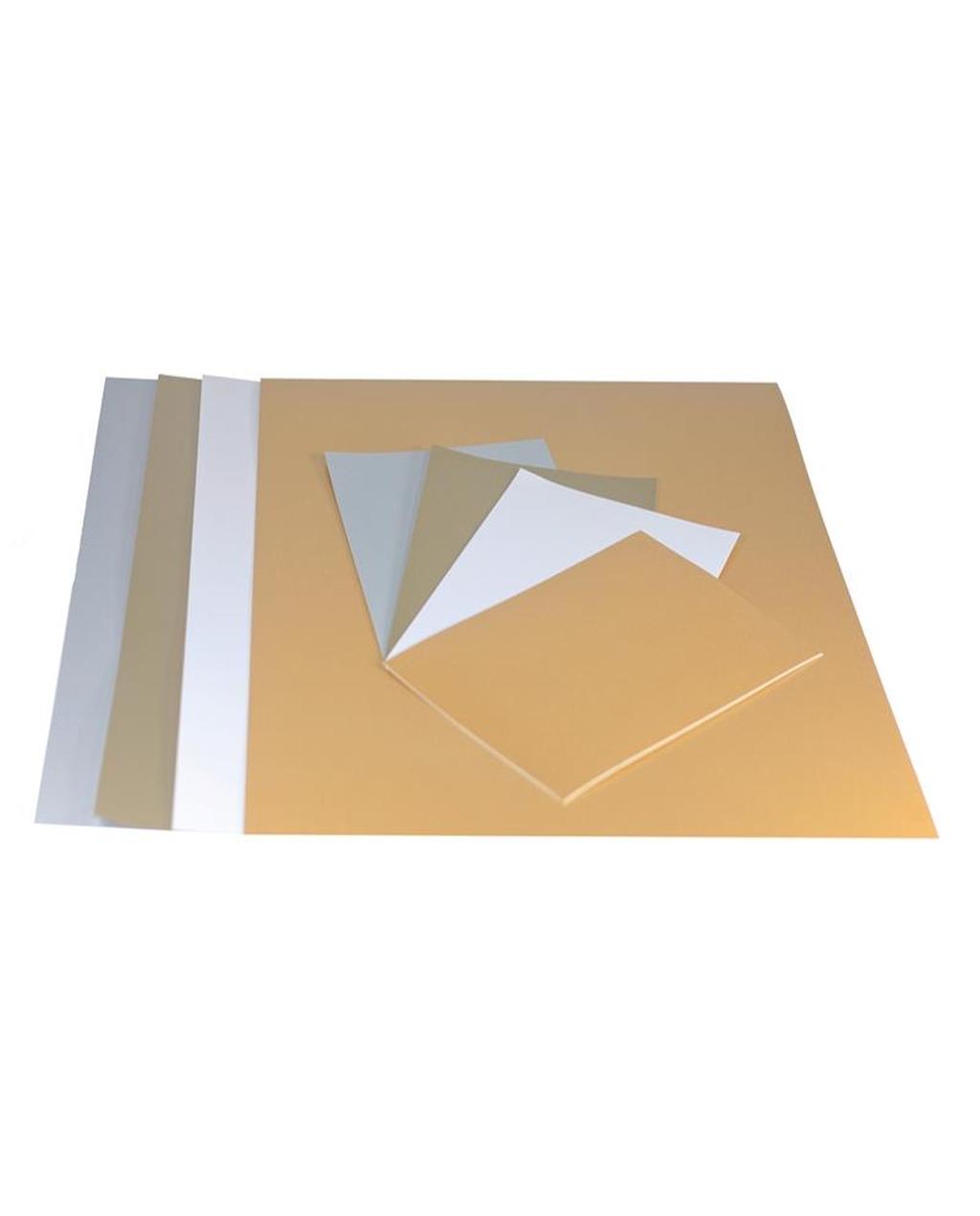 A4 Metallic Card 330 Mircon - Assorted Colours