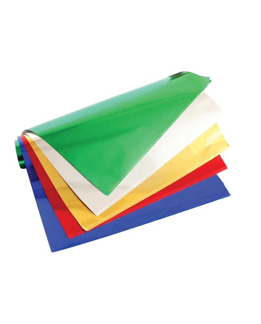 500 x 760mm Metallic Paper Assorted Colours