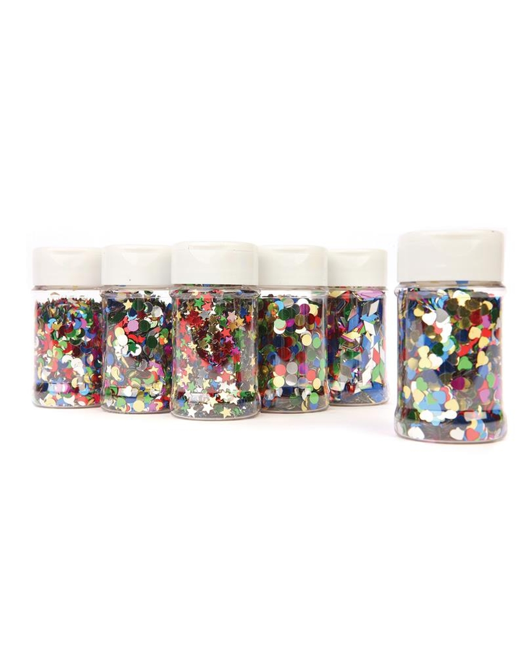 Sequins Collage Shapes 50g