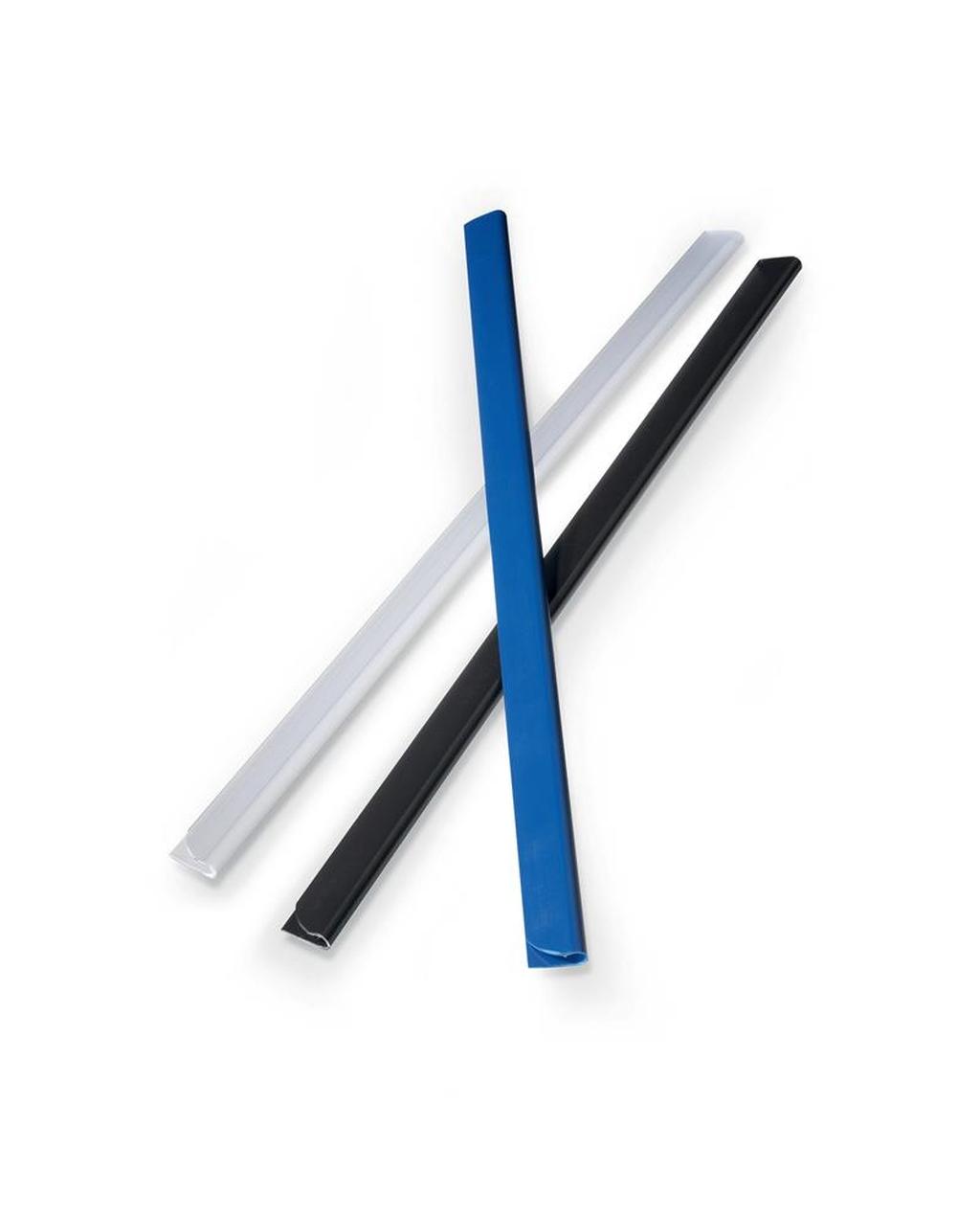 Binding Bar A4 Blue 5mm