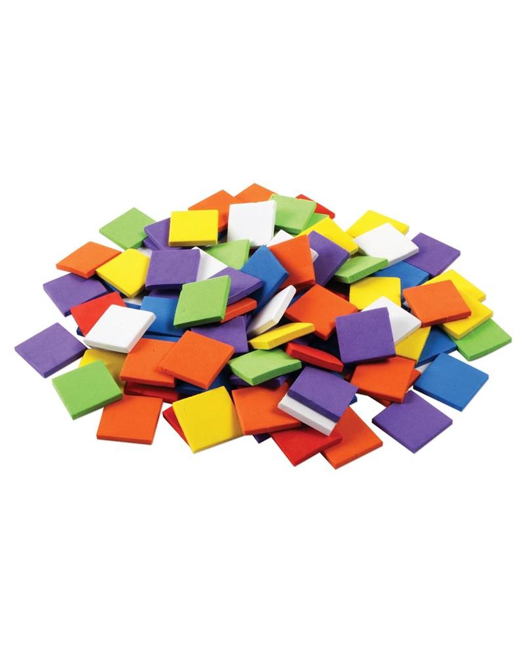 Mosaic Foam Squares